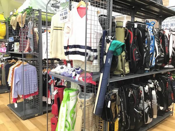 ゴルフ用品の買取を強化しています!