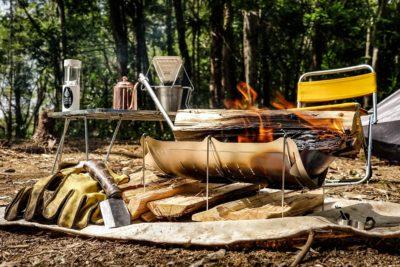 【6月連載①】ヤマケン、キャンプ道具沼をかたる